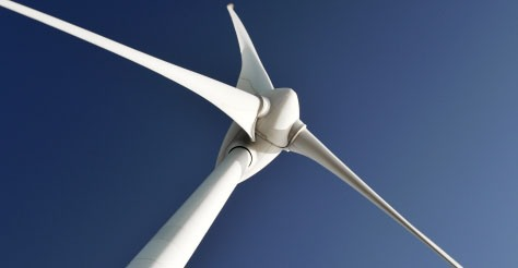 Wind turbines made out of steel - ArcelorMittal in Belgium