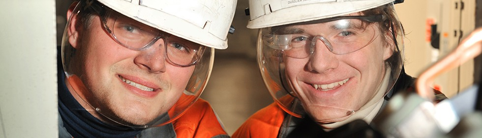 Health and safety are the top priorities at ArcelorMittal Belgium